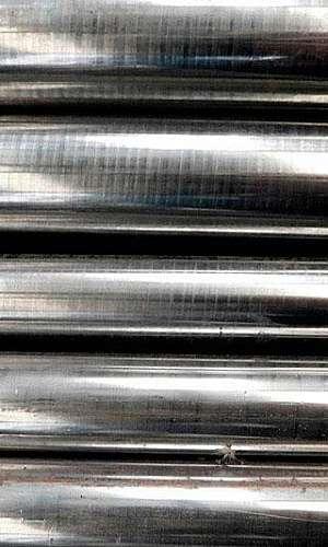 Aço prata