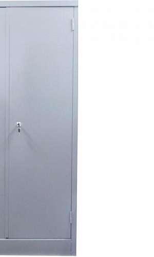 Armário de aço com porta