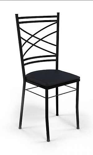Cadeira de ferro preço