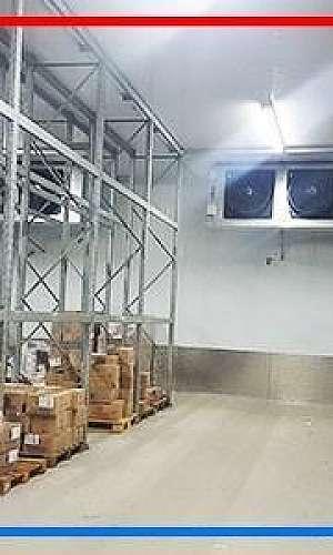 Câmaras frigoríficas para verduras