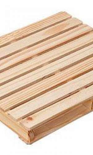 Comprar palete de madeira PBR