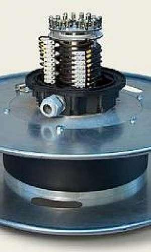 Enrolador de cabo de aço manual