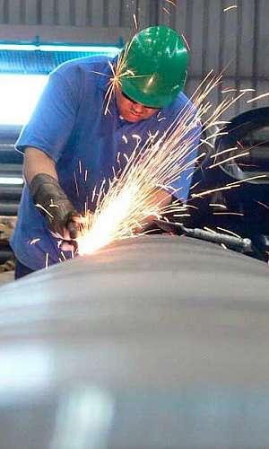 Fabricante de tubo de aço carbono