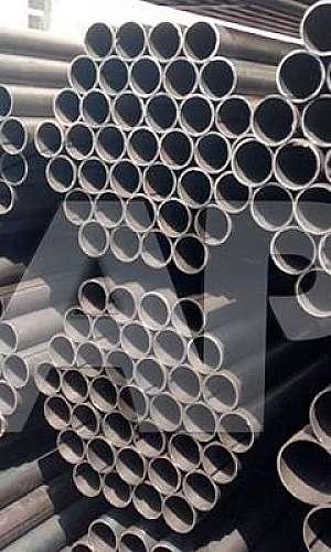 Fabricante de tubo de aço zincado