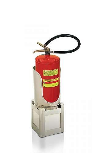 Porta Extintor Aço Inox