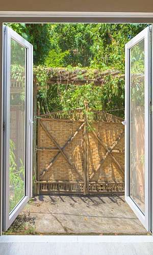portas e janelas de PVC preço