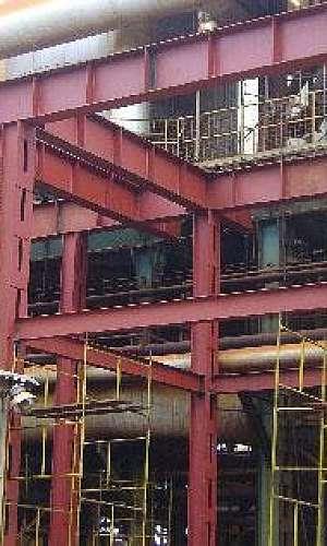 Preço de montagem de estrutura metálica